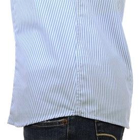 Branded Garnet Long Sleeve Shirt by TRIMARK