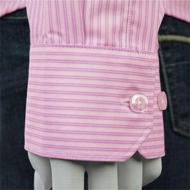 Garnet Long Sleeve Shirt by TRIMARK for Promotion