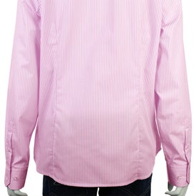 Garnet Long Sleeve Shirt by TRIMARK Printed with Your Logo