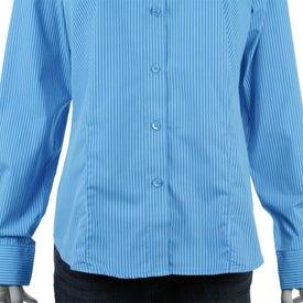 Printed Garnet Long Sleeve Shirt by TRIMARK