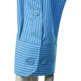 Garnet Long Sleeve Shirt by TRIMARK for Customization