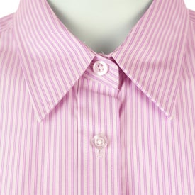 Garnet Long Sleeve Shirt by TRIMARK with Your Logo
