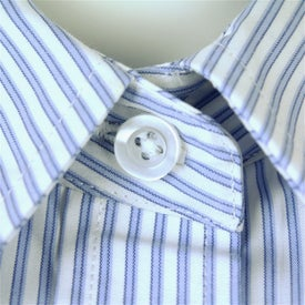Logo Garnet Long Sleeve Shirt by TRIMARK