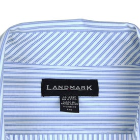 Company Garnet Long Sleeve Shirt by TRIMARK
