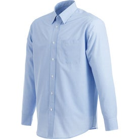 Hayden Long Sleeve Shirt by TRIMARK with Your Logo