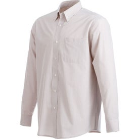 Hayden Long Sleeve Shirt by TRIMARK Branded with Your Logo