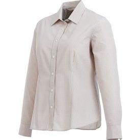 Advertising Hayden Long Sleeve Shirt by TRIMARK