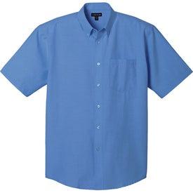 Lambert Oxford Short Sleeve Shirt by TRIMARK Giveaways