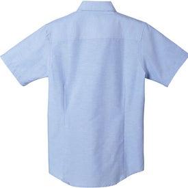 Promotional Lambert Oxford Short Sleeve Shirt by TRIMARK