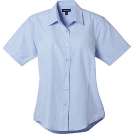 Lambert Oxford Short Sleeve Shirt by TRIMARK (Women's)