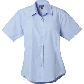 Lambert Oxford Short Sleeve Shirt by TRIMARK (Women's)