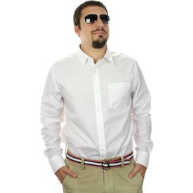 Loma Long Sleeve Shirt by TRIMARK for Promotion