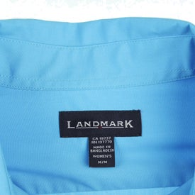 Loma Long Sleeve Shirt by TRIMARK Imprinted with Your Logo