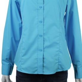 Loma Long Sleeve Shirt by TRIMARK Branded with Your Logo