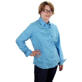 Loma Long Sleeve Shirt by TRIMARK Giveaways