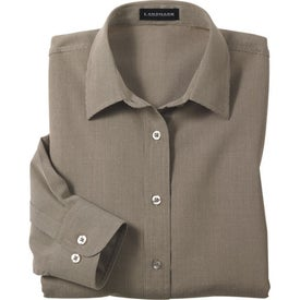 Parsons Long Sleeve Shirt by TRIMARK for Your Company