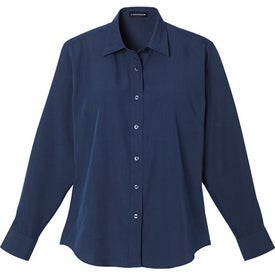 Imprinted Parsons Long Sleeve Shirt by TRIMARK