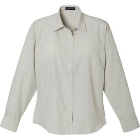 Parsons Long Sleeve Shirt by TRIMARK Branded with Your Logo