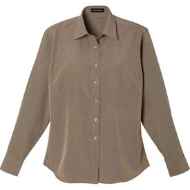 Monogrammed Parsons Long Sleeve Shirt by TRIMARK