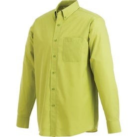 Preston Long Sleeve Shirt by TRIMARK Giveaways