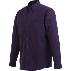 Printed Preston Long Sleeve Shirt by TRIMARK