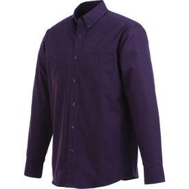 Printed Preston Long Sleeve Shirt by TRIMARK