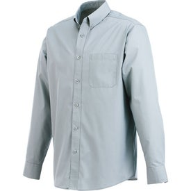 Customized Preston Long Sleeve Shirt by TRIMARK