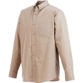 Imprinted Preston Long Sleeve Shirt by TRIMARK