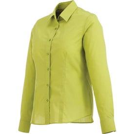 Imprinted Preston Long Sleeve Shirt by TRIMARK