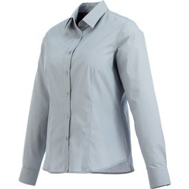 Preston Long Sleeve Shirt by TRIMARK Imprinted with Your Logo