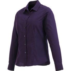 Monogrammed Preston Long Sleeve Shirt by TRIMARK