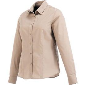 Logo Preston Long Sleeve Shirt by TRIMARK