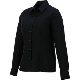 Branded Preston Long Sleeve Shirt by TRIMARK