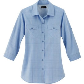Promotional Ralston 3/4 Sleeve Shirt by TRIMARK