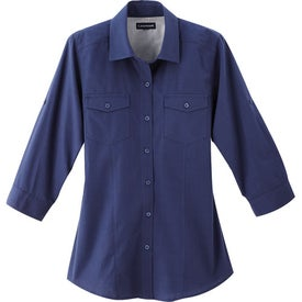 Ralston 3/4 Sleeve Shirt by TRIMARK for Promotion
