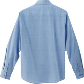 Printed Ralston Long Sleeve Shirt by TRIMARK