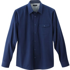 Monogrammed Ralston Long Sleeve Shirt by TRIMARK