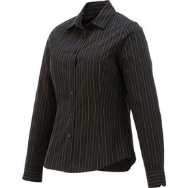 Monogrammed Taberg Long Sleeve Shirt by TRIMARK