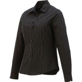 Monogrammed Taberg Long Sleeve Shirt by TRIMARK