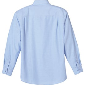 Tulare Oxford Long Sleeve Shirt by TRIMARK for Marketing