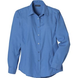 Personalized Tulare Oxford Long Sleeve Shirt by TRIMARK