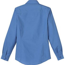 Tulare Oxford Long Sleeve Shirt by TRIMARK for Your Church