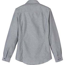 Tulare Oxford Long Sleeve Shirt by TRIMARK for Your Organization