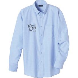 Tulare Oxford Tall Long Sleeve Shirt by TRIMARK (Men's)