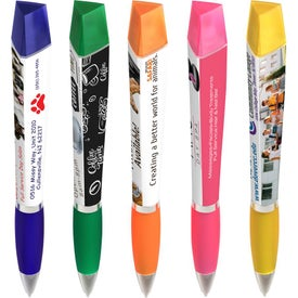 Ad Pen Highlighter and Pen Combo