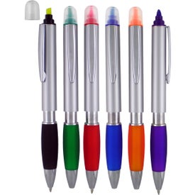 Crest Pen Highlighter