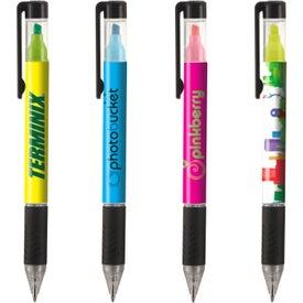 Duplex Pen Highlighter