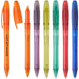 Gemini Translucent Highlighter Pen