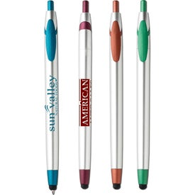 TouchWrite Vector Ballpoint Pens with Stylus
