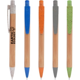 Bamboo Wheat Writer Pen